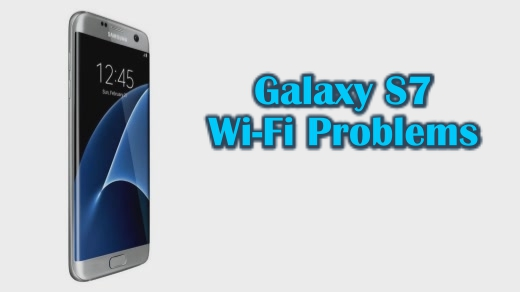 how to fix galaxy s7 that won't connect to wi-fi