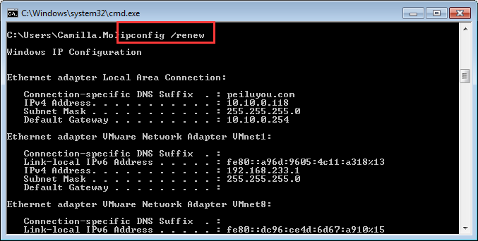 how to fix my dns, how to fix a dns error