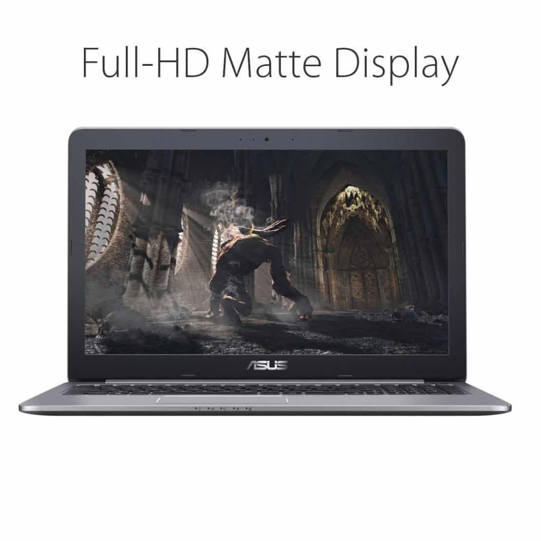 ASUS K501LX 15.6 Gaming Laptop - Gaming Laptops Under 1000 USD - Gaming Laptop For Less Than 1000