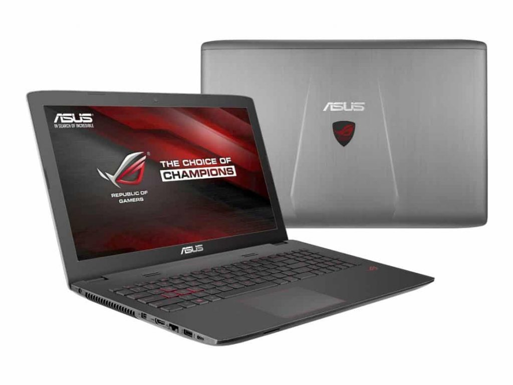 ASUS ROG GL752VW-DH71 - Cheap Gaming Laptops Under 1000
