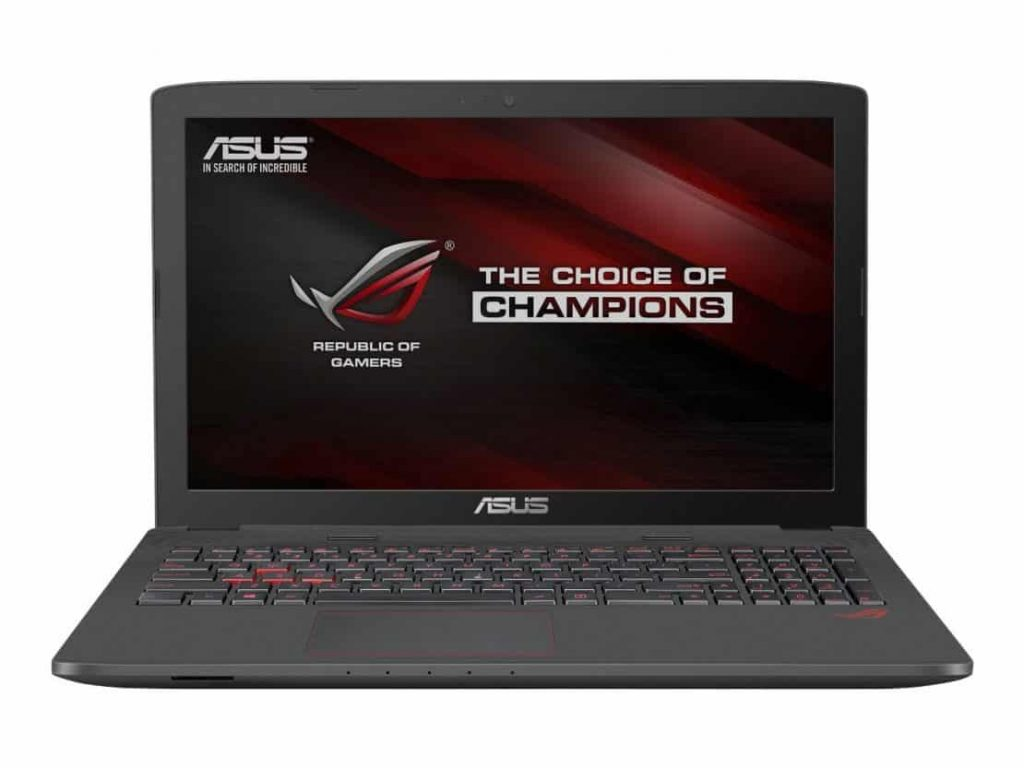 ASUS ROG GL752VW-DH71 Gaming Laptop - Best Gaming Laptop Under 1000