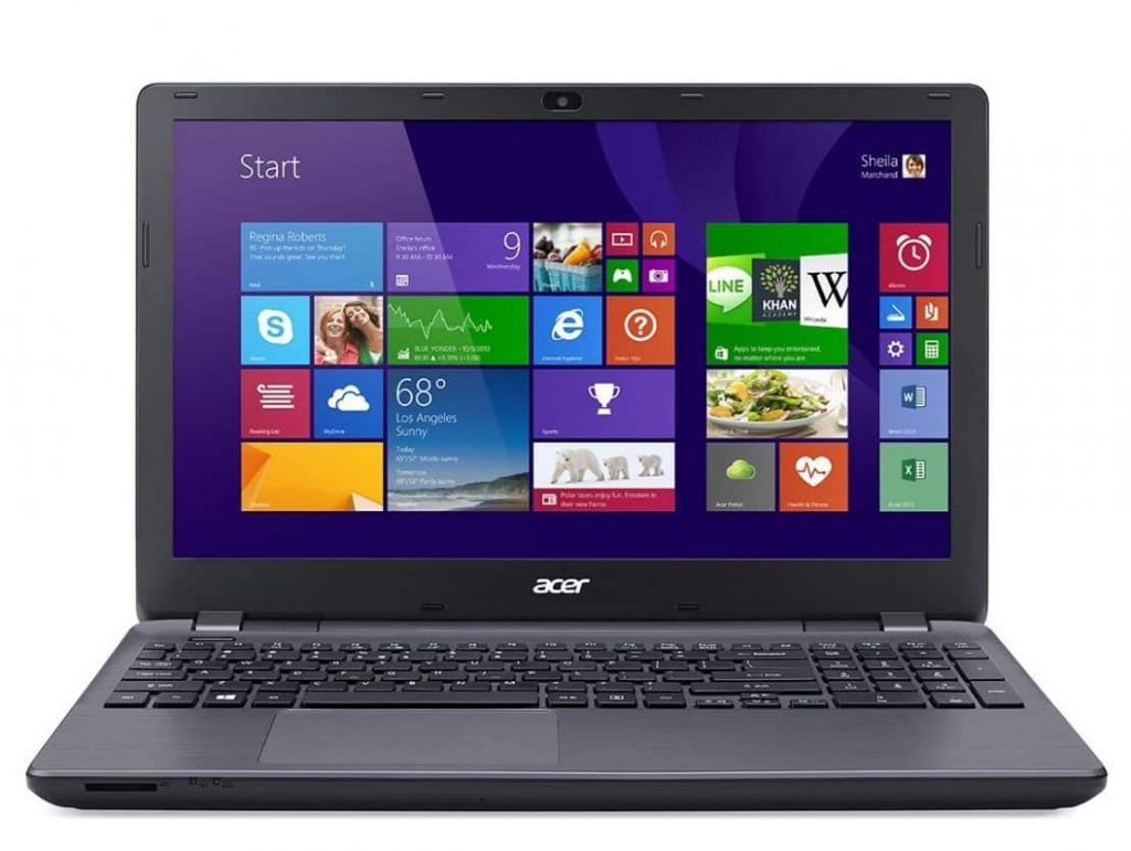 Acer Aspire E 15 E5-571-33BV Gaming Laptop - Top Gaming Laptop Under 500