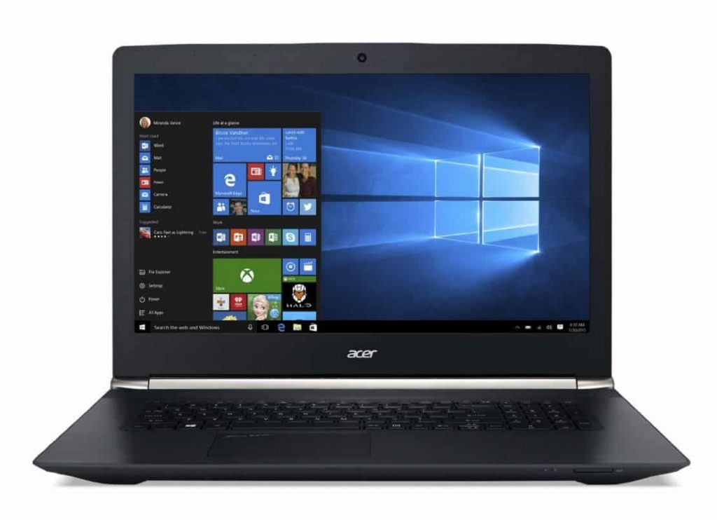 Acer Aspire V17 Nitro Black Edition VN7-792G-79LX Gaming Laptop Under 1000