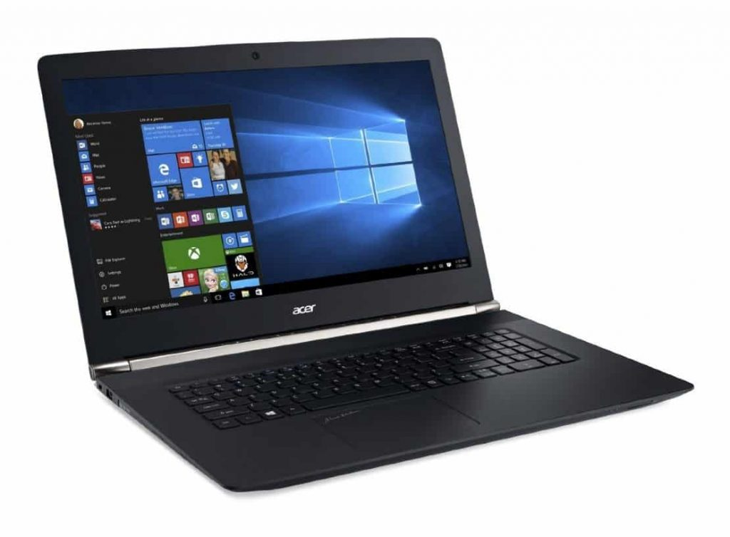 Acer Aspire V17 Nitro VN7-792G-79LX Best Gaming Laptop Under 1000