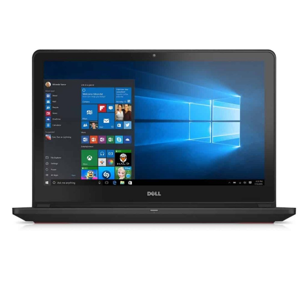 Dell Inspiron i7559-12623RED - Best Gaming Laptop Under 1000