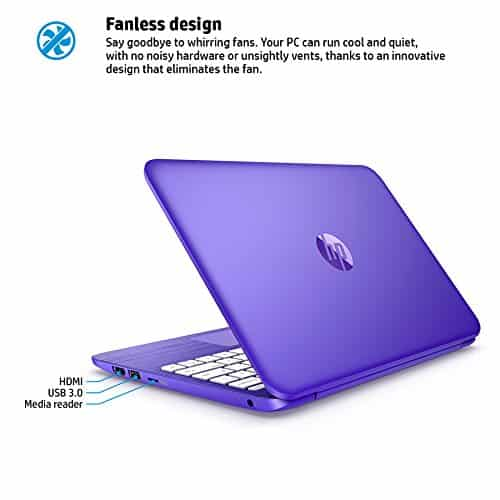 HP Stream 11.6-Inch Children's Notebook - Best Gaming Laptop For Kids
