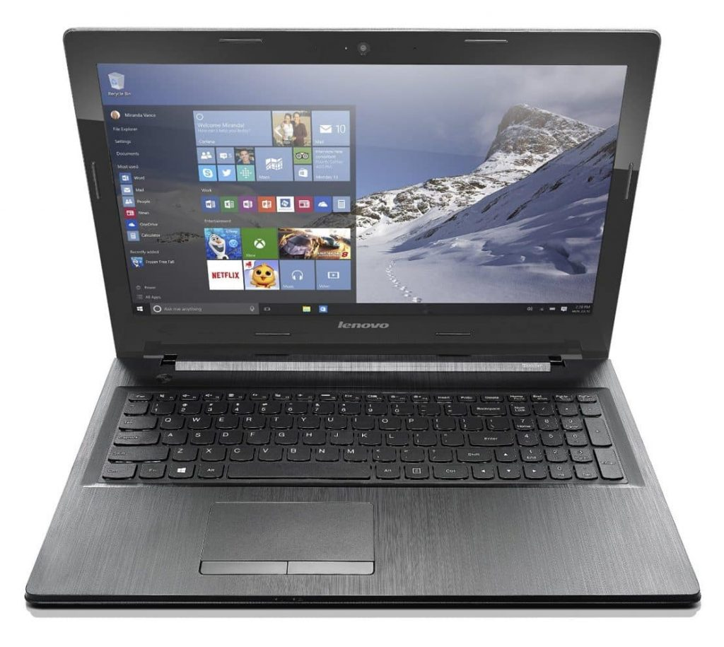 Lenovo G50 15.6-Inch Gaming Laptop - Best Gaming Laptop Under 500