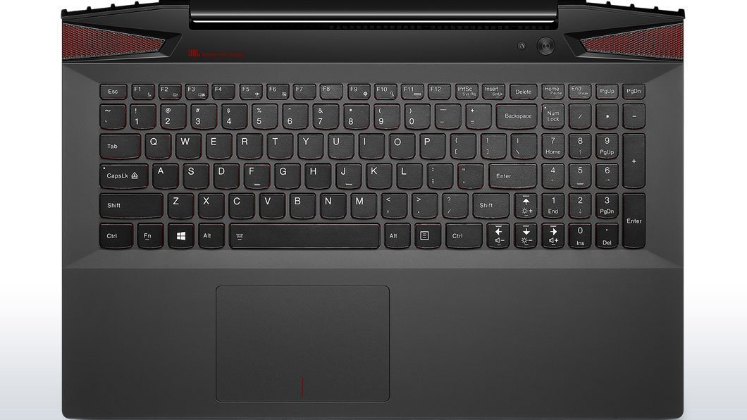 Lenovo Y50 TOUCH Gaming Laptop Computer Keyboard- Best Gaming Laptop Under 1000 - Cheap Gaming Laptops