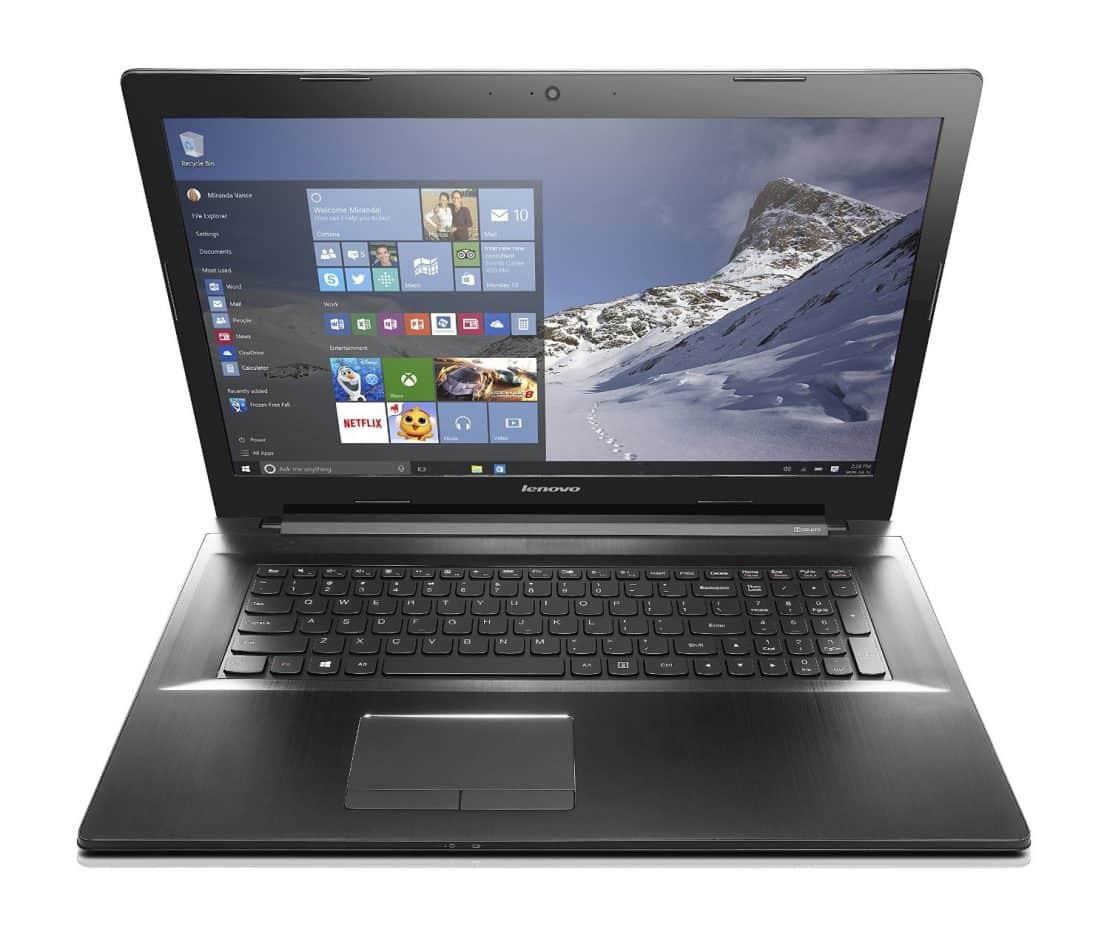 Lenovo Z70 Gaming Laptop - Best Gaming Laptop Under 1000 - Affordable Gaming Laptop Under $1000