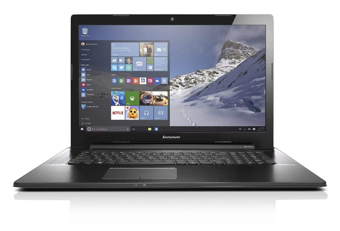 Lenovo Z70 Gaming Laptop - Best Gaming Laptops Under 1000 - Affordable Gaming Laptops Under $1000