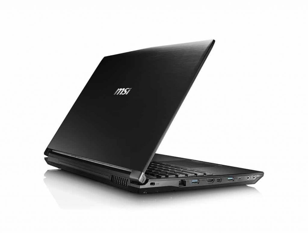 MSI CX62 Gaming Laptop Under 1000
