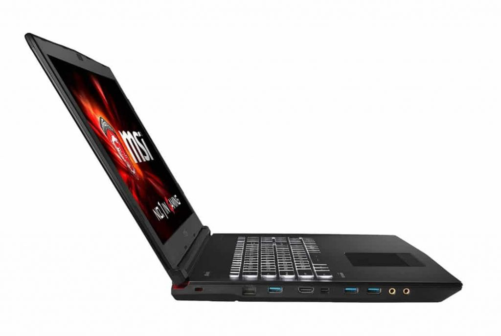MSI GE72 APACHE-264 Gaming Laptop - $1000