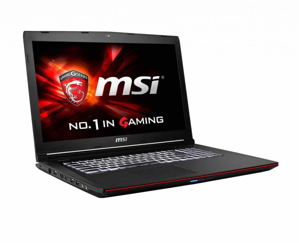 MSI GE72 APACHE-264 Gaming Notebook - Laptop