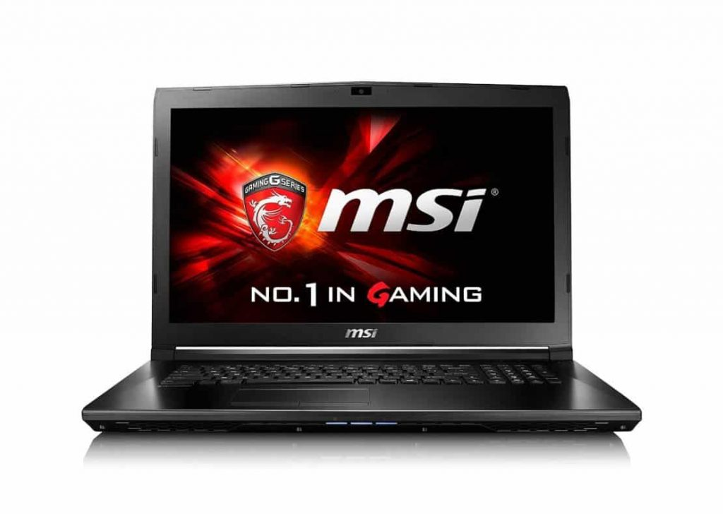MSI GL72 6QD-001 Budget Gaming Laptop - Gaming Laptop Under 1000 - $1000 Gaming Laptop