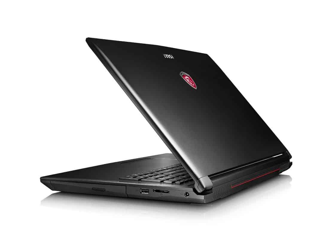 MSI GL72 6QD-001 Gaming Laptop - Budget Gaming Laptop Under 1000 - Affordable Gaming Laptop