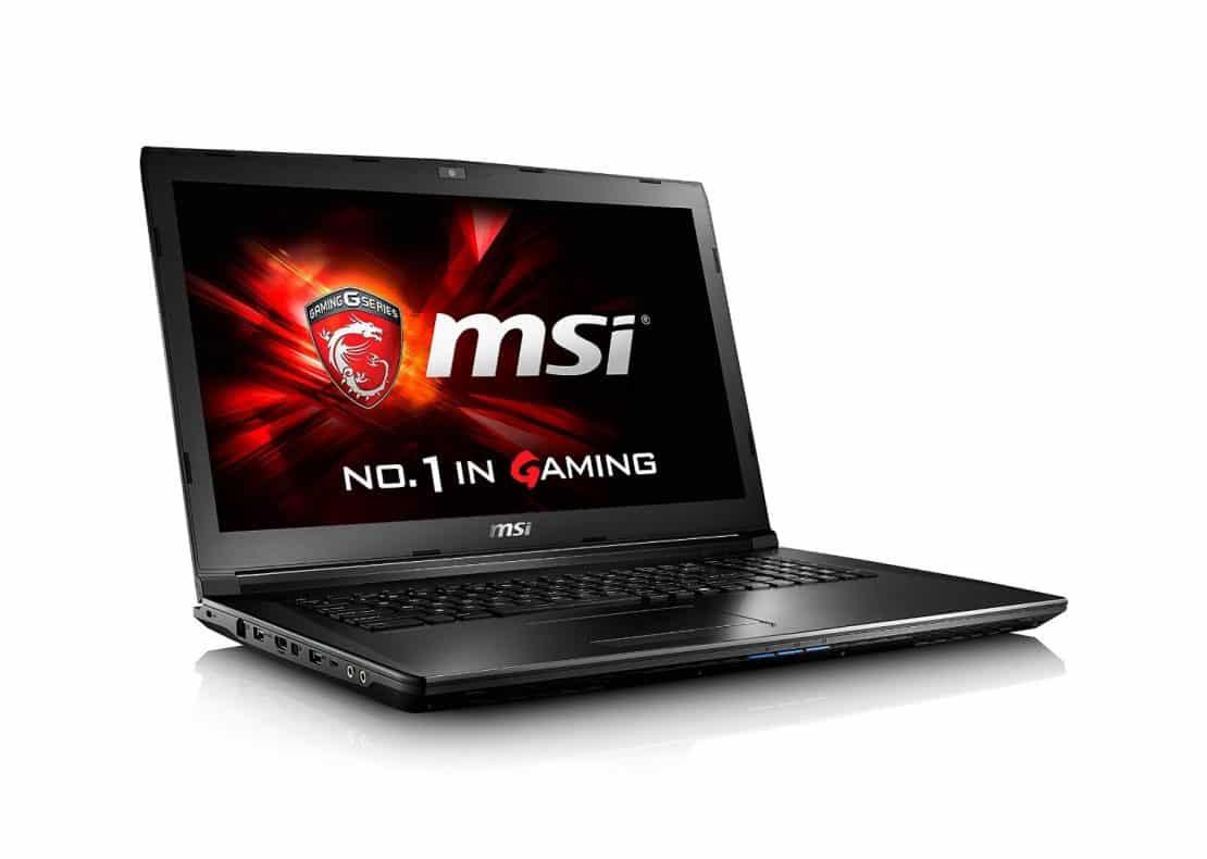 MSI GL72 6QD-001 Gaming Laptop - MSI Gaming Laptop Under 1000 - Affordable Gaming Laptops