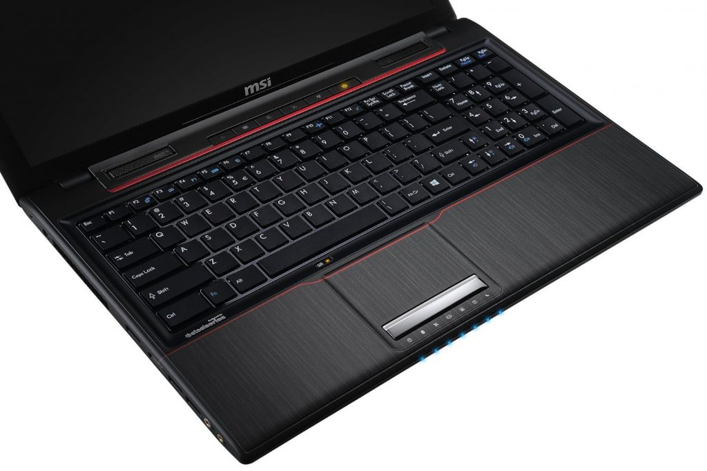 MSI GP60 LEOPARD-010 - Best Gaming Laptop Under 1000 on Amazon - Affordable Gaming Laptops for Less Than $1000