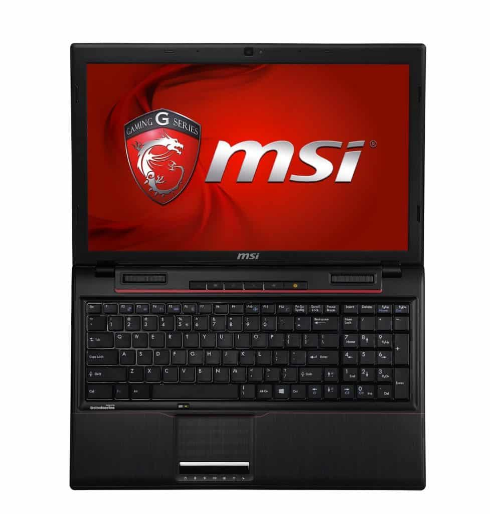 MSI GP60 LEOPARD-010 Gaming Laptop - Budget Gaming Laptop Under 1000 on Amazon - Best Cheap Gaming Laptops for Less Than $1000