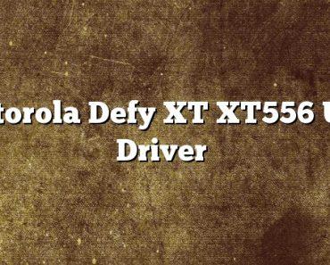 Motorola Defy XT XT556 USB Driver