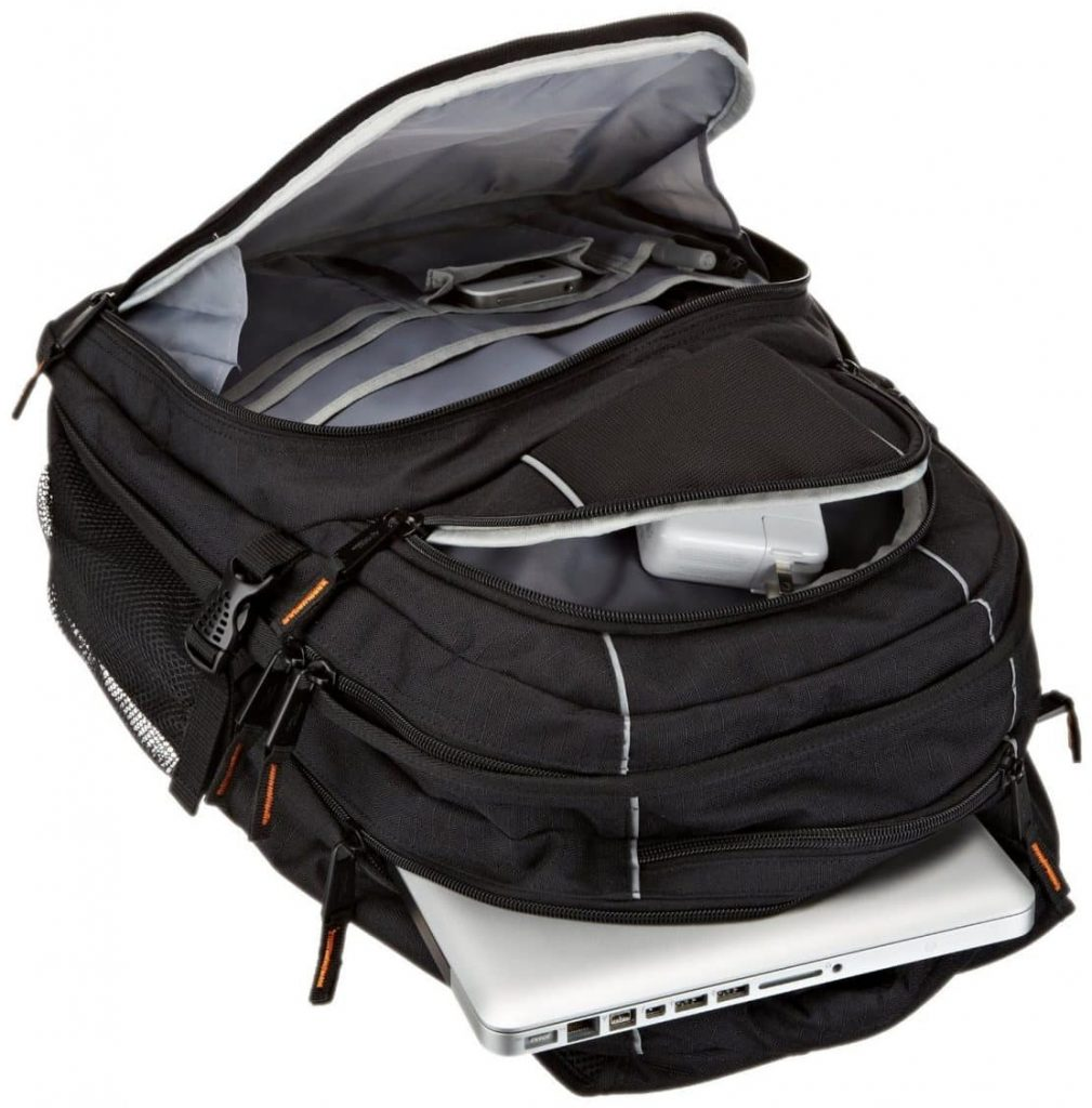 AmazonBasics Laptop Travel Bag - Good Laptop Bag for Travel