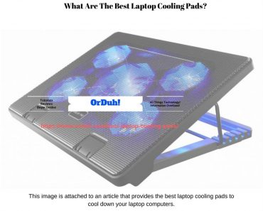 Best Laptop Cooling Pads - A list of the best laptop coolers.