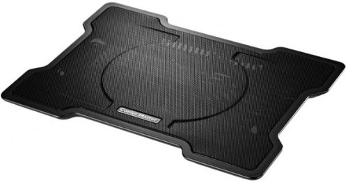 Cooler Master NotePal X-Slim Ultra-Slim Laptop Cooling Pad with 160mm Fan (R9-NBC-XSLI-GP) - Best Latop Cooling Pads