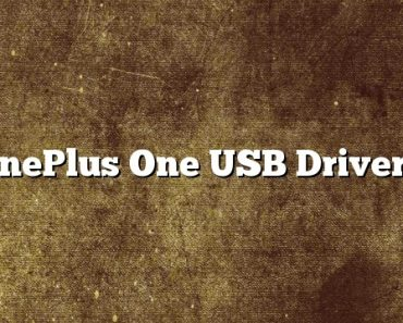 OnePlus One USB Drivers
