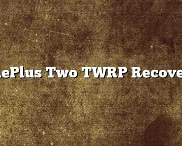 OnePlus Two TWRP Recovery