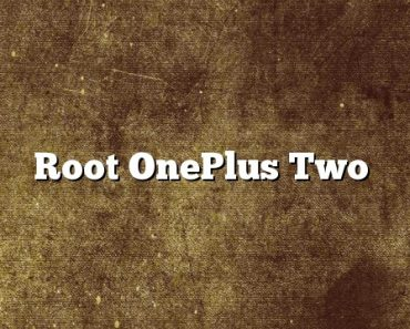 Root OnePlus Two