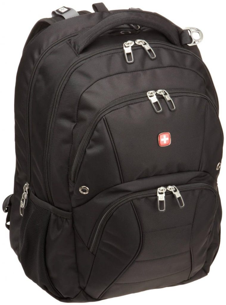 SwissGear ScanSmart Laptop Computer Backpack - TSA Friendly