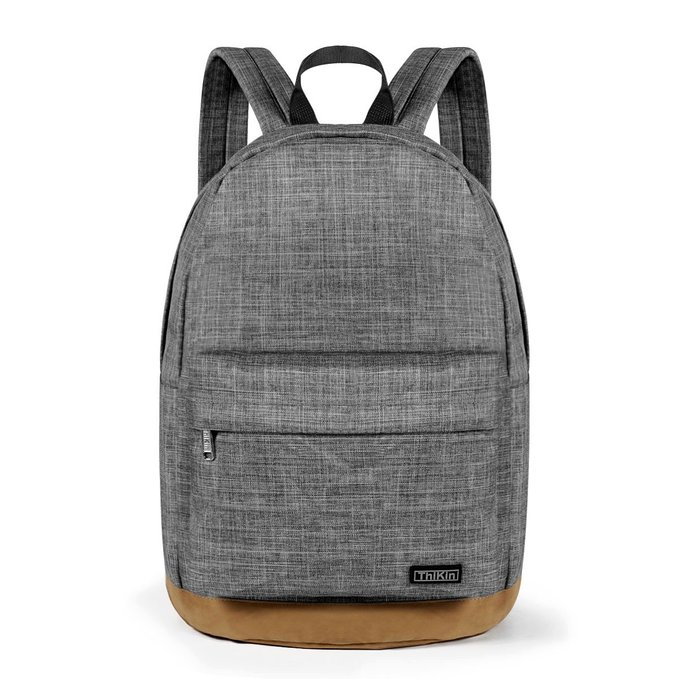 Thikin Vintage College Laptop Backpack