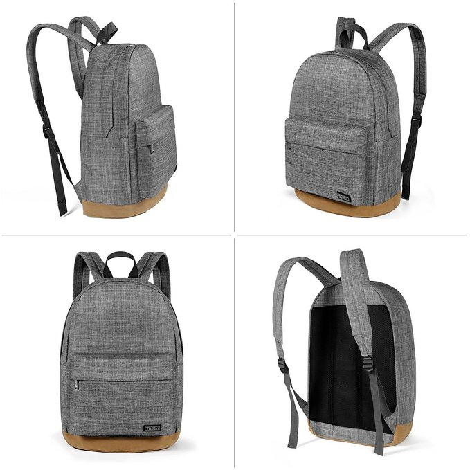 ThinKin Laptop Backpack for Collge Men & Women