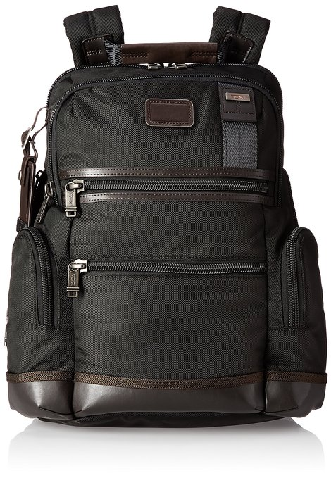 Tumi Alpha Bravo Knox Daypack Business Backpack with Laptop Compartment
