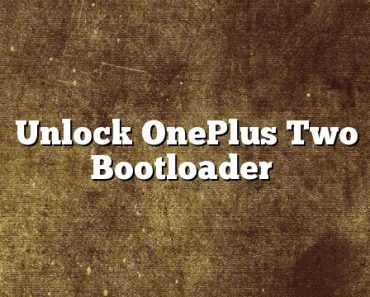 Unlock OnePlus Two Bootloader