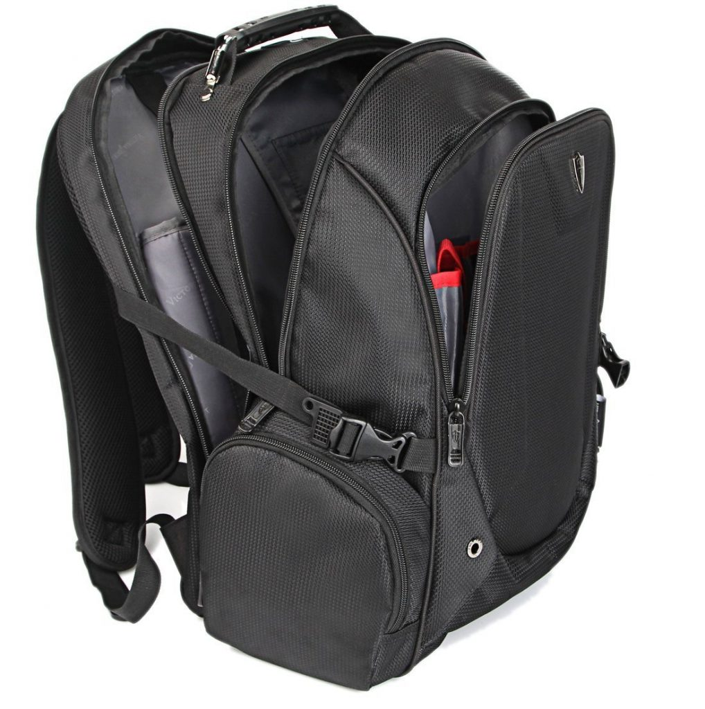 Victoriatourist V6002 Laptop Backpack - Laptop Bags - Compartments