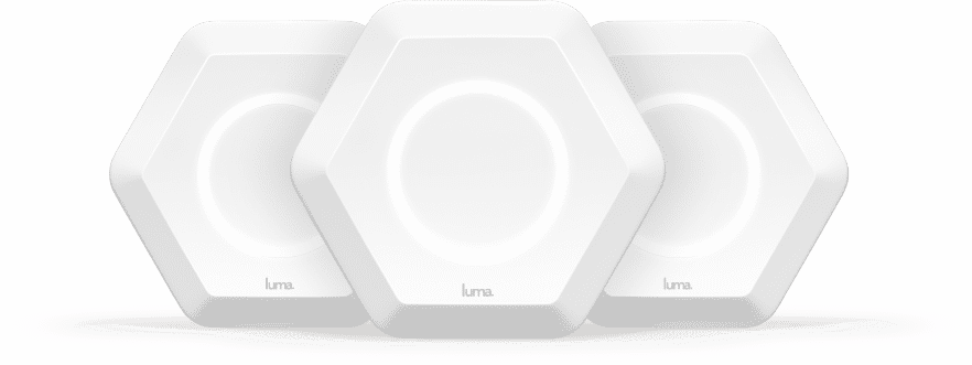 luma wifi product-luma-trio, luma wifi review