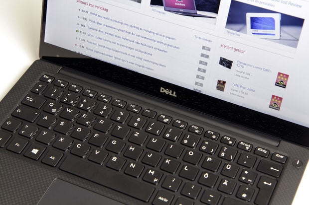 Dell XPS 13 Keyboard - Dell XPS 13 Trackpad