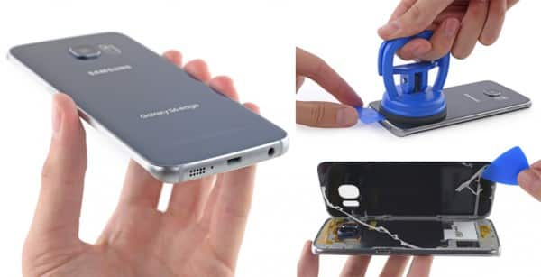 Open Galaxy S6 - Replace Galaxy S6 Battery, Samsung Galaxy S6 Battery Replacement