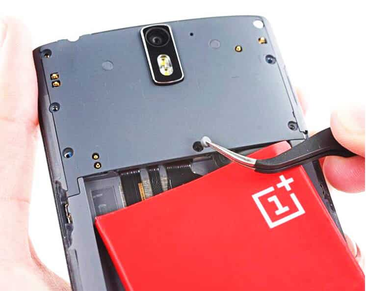 OnePlus One Battery Replacement Guide