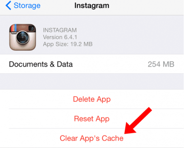 Clear Cache In iPhone - How To Clear Cache For iPhone