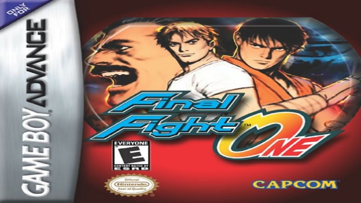 Final Fight One - best gba games