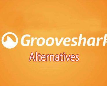 Grooveshark Alternatives - Top Websites Like Grooveshark