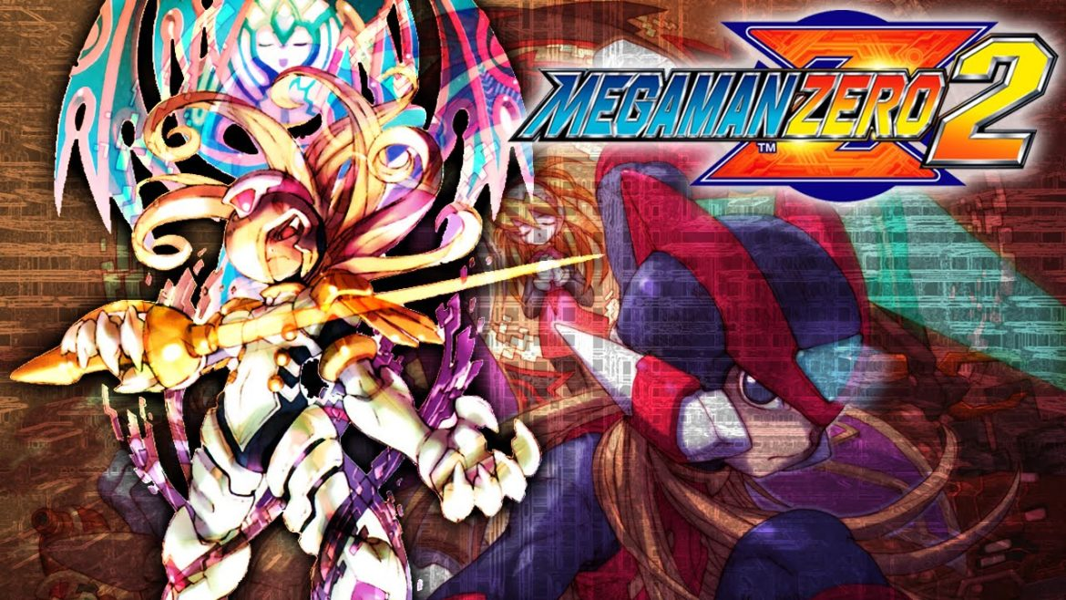 Mega Man Zero 2 - Good GBA Games To Play