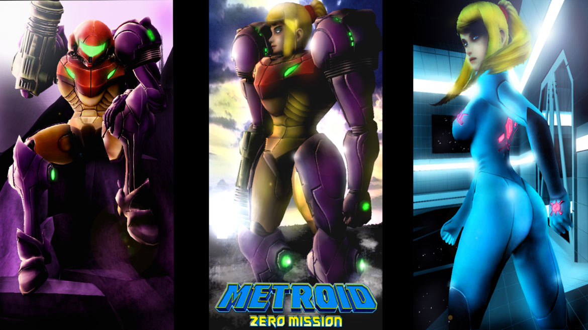 Metroid Zero Mission - Best GBA Games