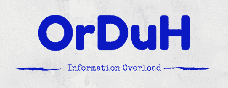 OrDuH Logo