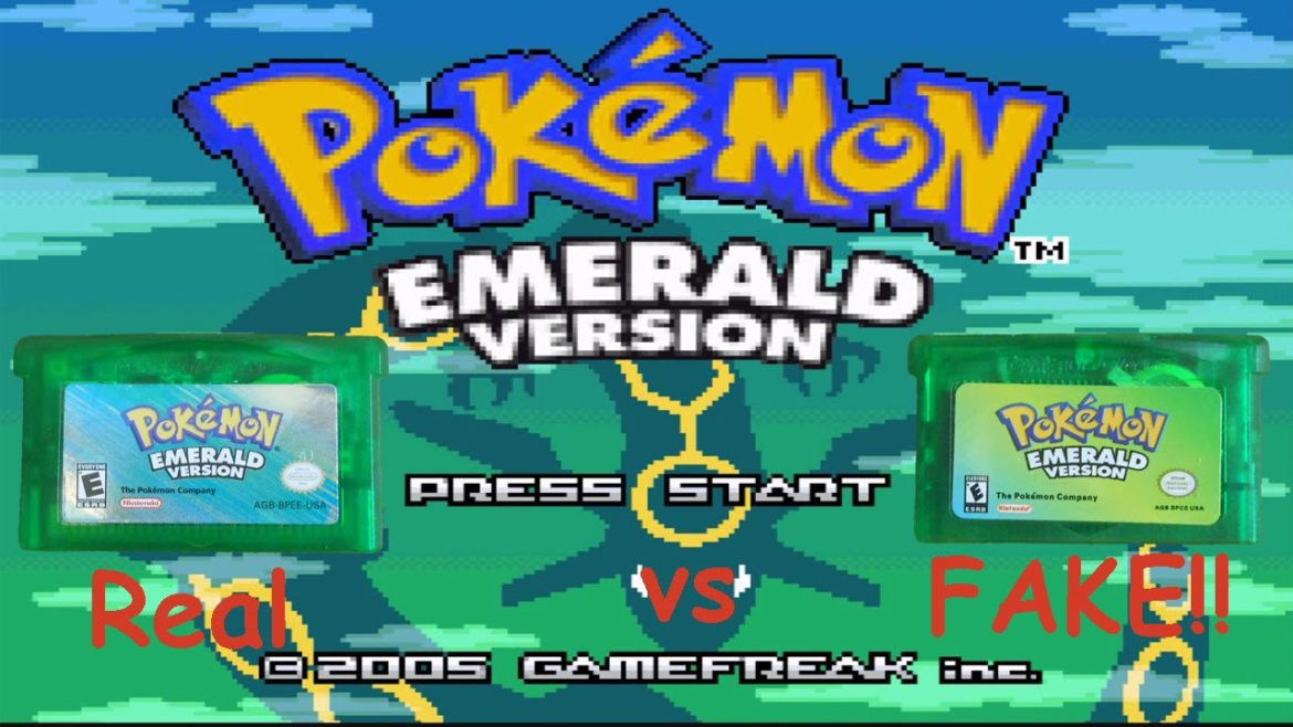 Pokemon Emerald - best gba rpgs