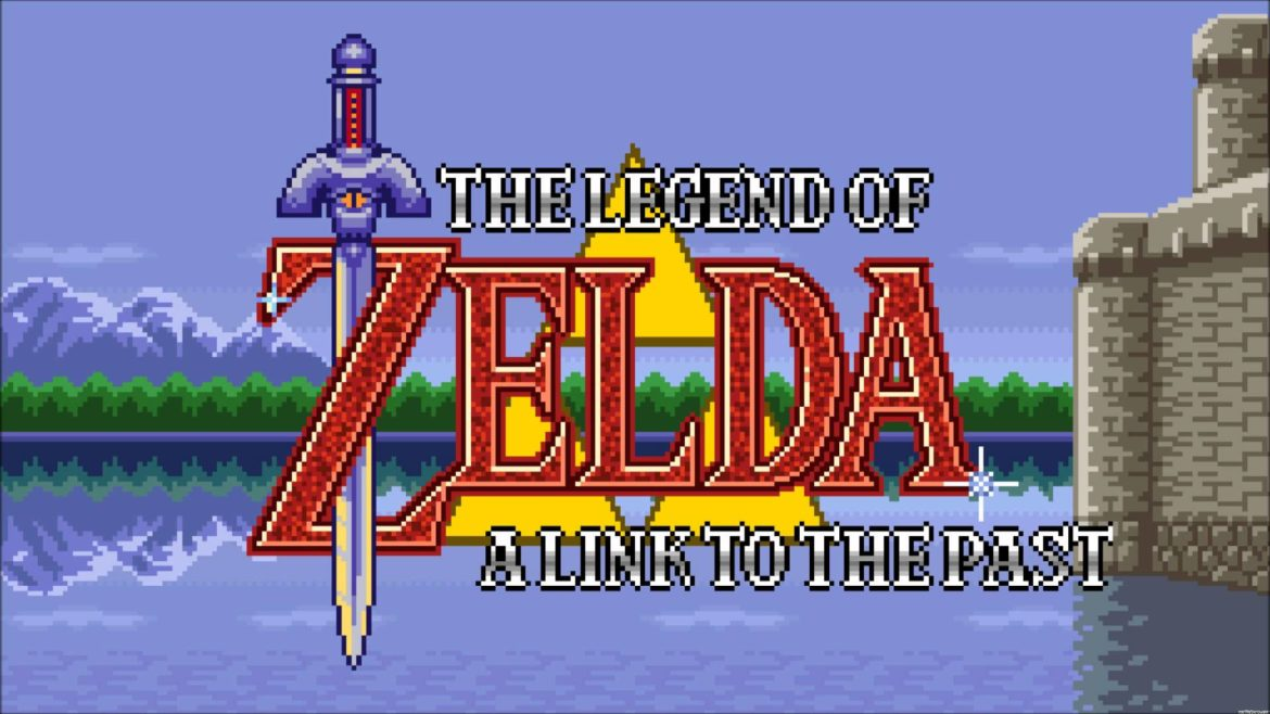 The Legend of Zelda A Link to The Past - One Of The Top GBA Games