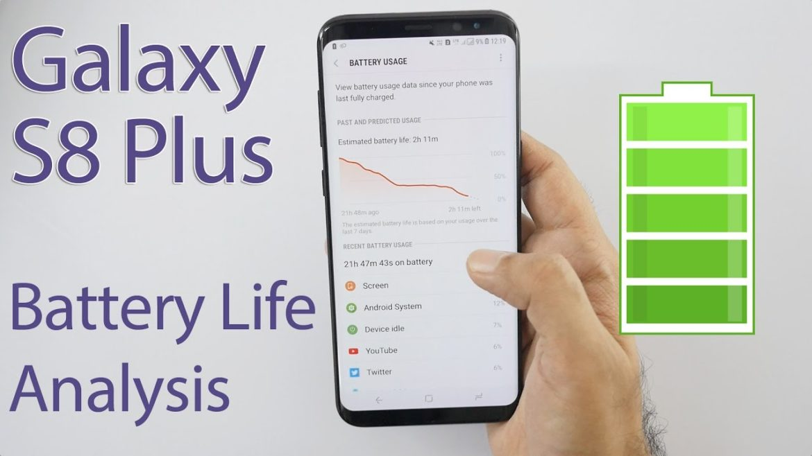 Galaxy s8 battery drains fast? - Read on to know how to fix it.