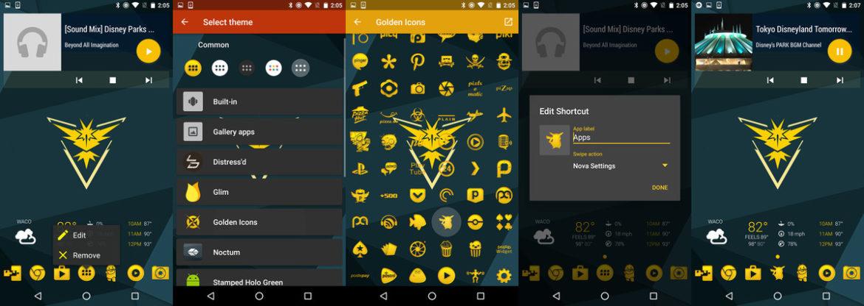 instinct-theme-app-drawer-set-nova-theme
