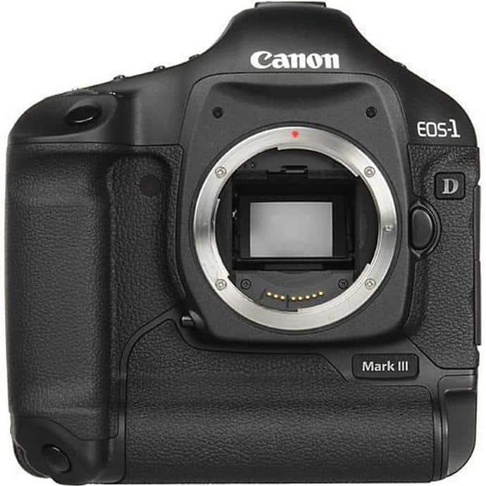 Canon APS H Sensor Cameras   Canon APS-H Models